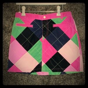 Lilly Pulitzer Corduroy skirt, Size 10